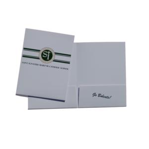 "9""x12"" Pocket Folders"